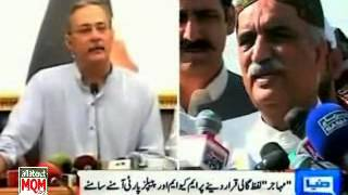 Khursheed Shah's venture, Haider Abbas Rizvi reacts strongly, says Mohajirs own 80% of Sindh