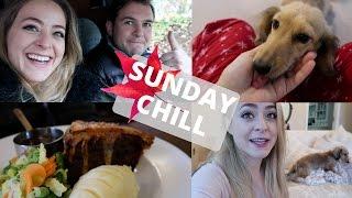 Back Pain & Sunday Chill! Vlogtober 30   Fleur De Vlog