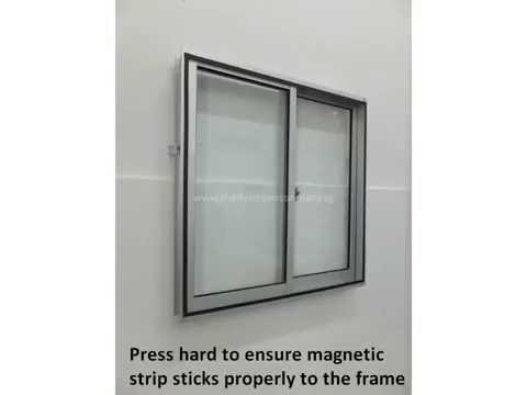 Installation Guide for DIY Magnetic Flyscreen Sg