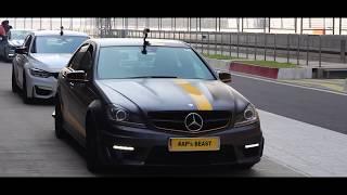 (Teaser) Crazy Supercars On Buddh Circuit. Throttle 97.