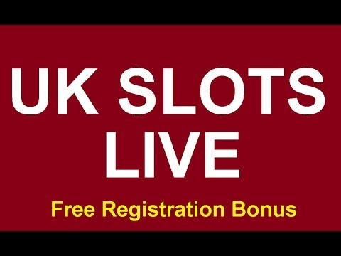 Uk Casino Slots Jackpot Roulette Game LIVE   £5 Welcome Bonus For Everyone