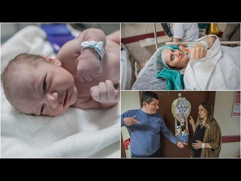 Trabzon Karadeniz Hastanesin'de  Bir Doğum Hikayesi Ilgar Ata Altuntaş 'Birth Story'