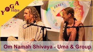 OM Namah Shivaya by Uma and seminar group