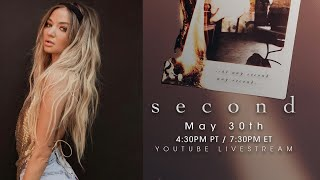 Erika Costell - 'SECOND' Listening Party