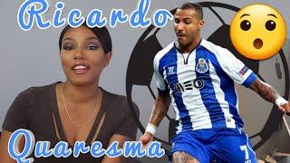 Clueless Football Fan Reacts to Ricardo Quaresma Highlights