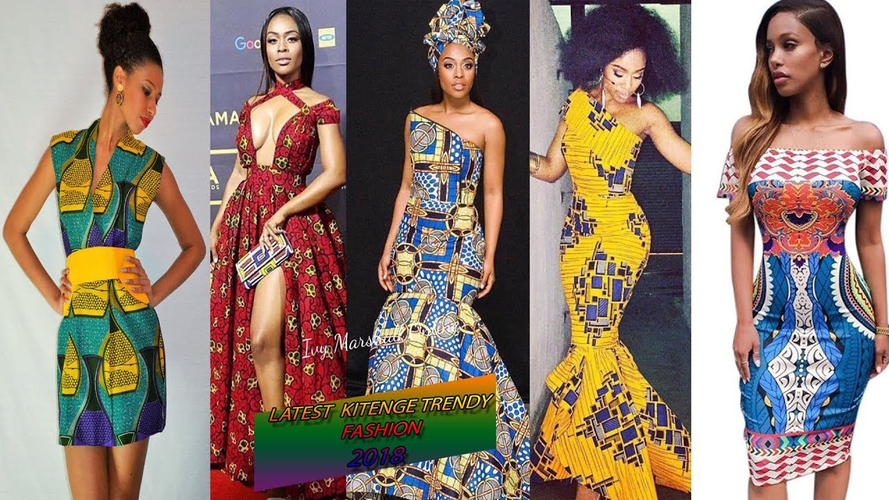 d775aa35e4f35 Best Kitenge Styles 2018: Love and gorgious #Kitenge Styles for  Fashionista. African Fashion World