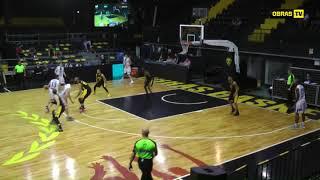 Highlights Obras Basket 82 - 74 Regatas 24 04 2018