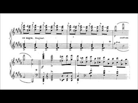 Charles-Valentin Alkan - Marche triomphale Op. 27 (REAL-LIFE PERFORMANCE)