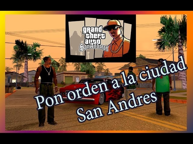 Grand Theft Auto San Andreas juego  para android 2013 Videos De Viajes