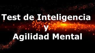 Test de inteligencia en 2 preguntas