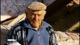 Epecuén, el pueblo con 1 solo habitante: Pablo Novak