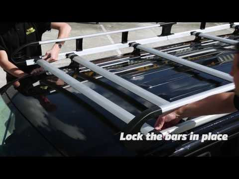 Van Guard's ULTI Rack - Chapter 5 - Fitting the Floating Bars