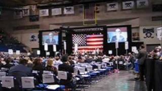 Georgia Republican Party State Convention 2008 part 1 of 2