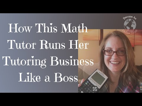 Online Math Tutor Lisa Vicino Receives The Tutorpreneur Hero