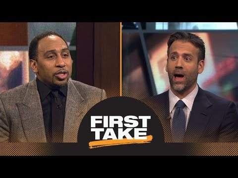 Stephen A. and Max debate if Thunder are a threat in Western Conference | First Take | ESPN