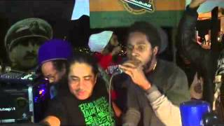 CHRONIXX LIVE   KINGSTON DUB CLUB 01 05 2015