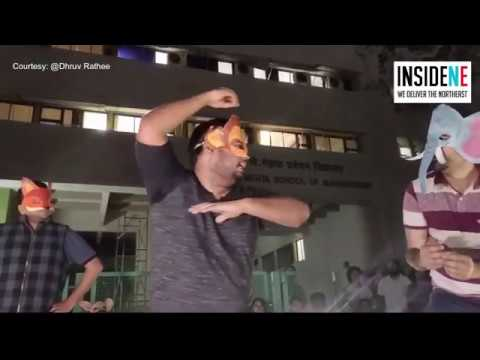 IIT Bombay students organizes street play to spread awareness on  CAA-NRC