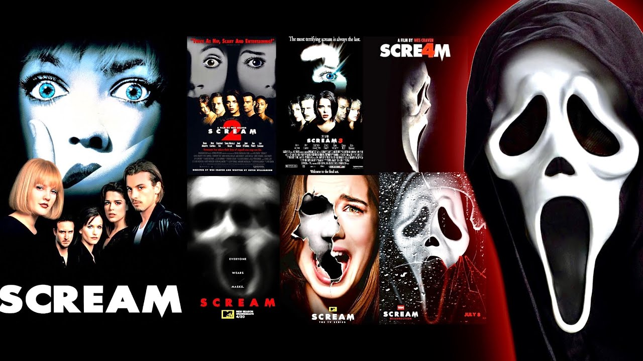 Download Ranking the ENTIRE 'Scream' Franchise (Including the TV Series)