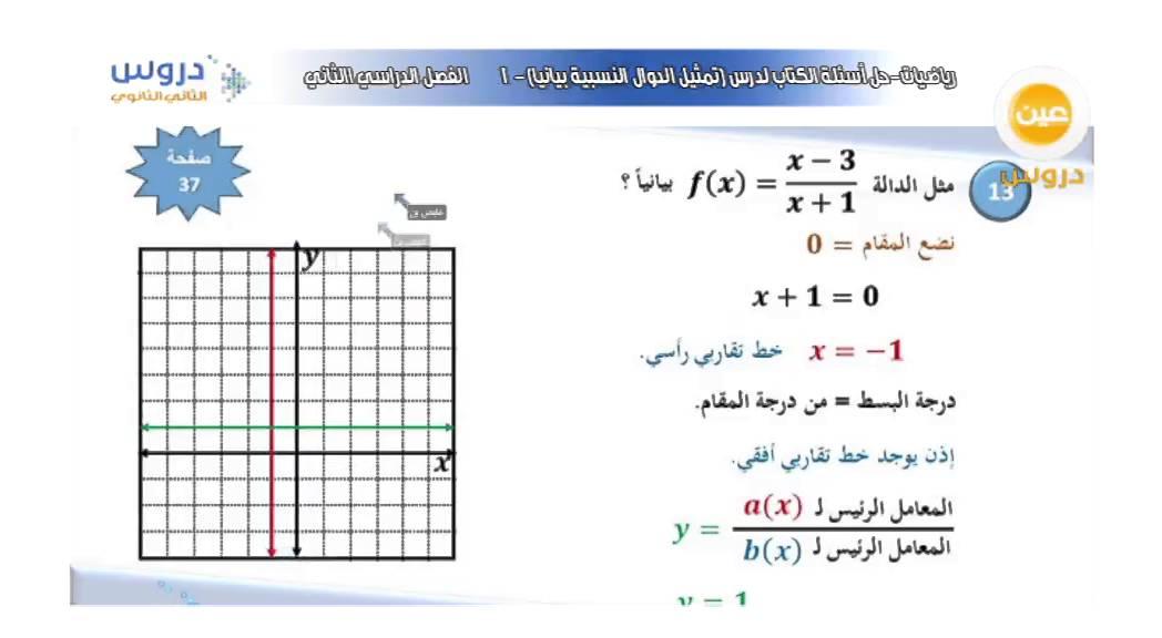 العلاقات والدوال النسبية pdf
