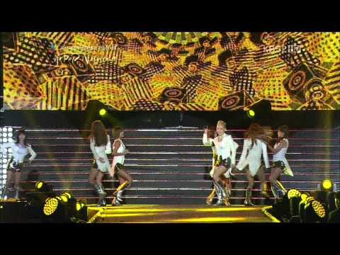 20120920 T-ARA - Sexy Love (2012 World Conservation Congress Celebration Concert)