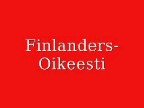 Finlanders - Oikeesti
