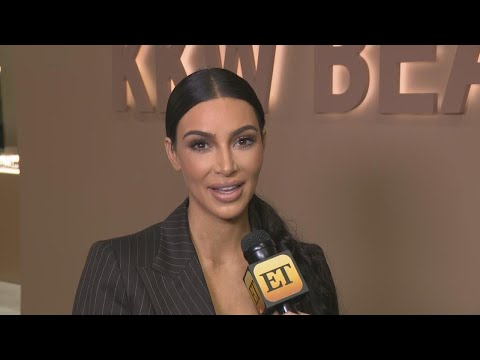 Kim Kardashian Admits Her 'Plate Is Full' With 3 Kids (Exclusive)