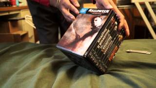 Halloween The Complete Collection 15 Disc Deluxe Edition Blu-Ray Unboxing