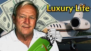 Arnold Palmer Luxury Lifestyle | Bio, Family, Net worth, Earning, House, Cars