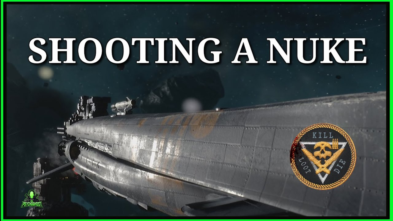 Download Firing a ☢️ NUKE ☢️ and getting the biggest ship in the game [Marauder pre-Alpha]
