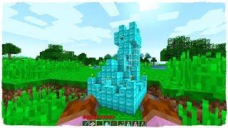 🤘 Encontramos El Mini Castillo De Diamantes Más Pequeño De Minecraft De 1.000.000 De Diamantes