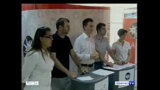 Conferenza stampa giovani SVP PATT (29-08-12) – servizio TCA