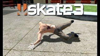 Skate 3 - Ooops!!! [Playstation 3 Gameplay]