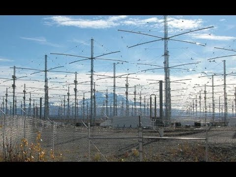 A look at the haarp low frequency radio wave generator and how it works