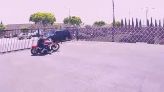 Breakout with West Coast Choppers Hell Bent Exhaust by Heartland USA