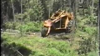 bell tree shear buncher