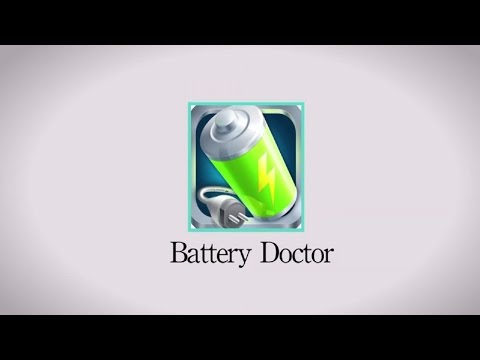 Best Battery Saving App for Android - Battery Doctor