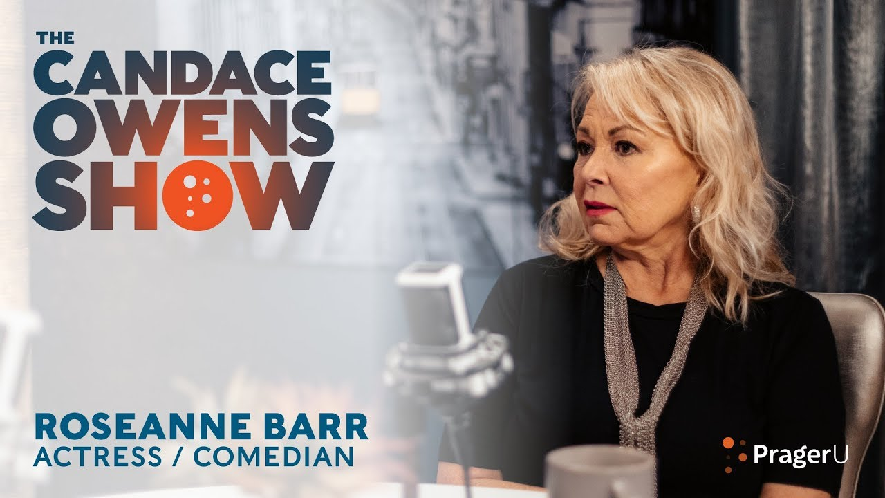 Image result for The Candace Owens Show: Roseanne Barr