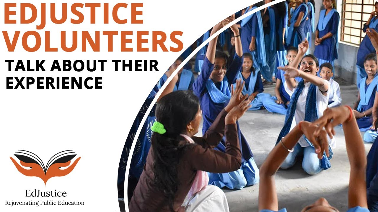 EdJustice Volunteers Talk About Their Experiences Working With The Campaign