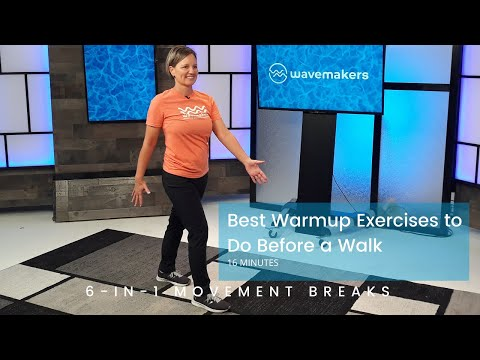 Best Warmup Exercises to Do Before a Walk