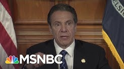 Cuomo Dares McConnell To Pass Bankruptcy Bill: 'New York Has Bailed You Out Every Year' | MSNBC