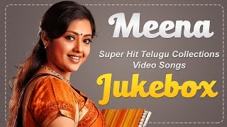 Meena Super Hit Video Songs Jukebox || Actress Meena Birthday Special