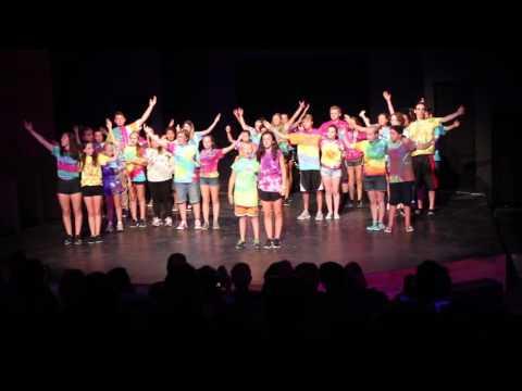 Camp Meraki performs Mary Poppins 'Supercal'