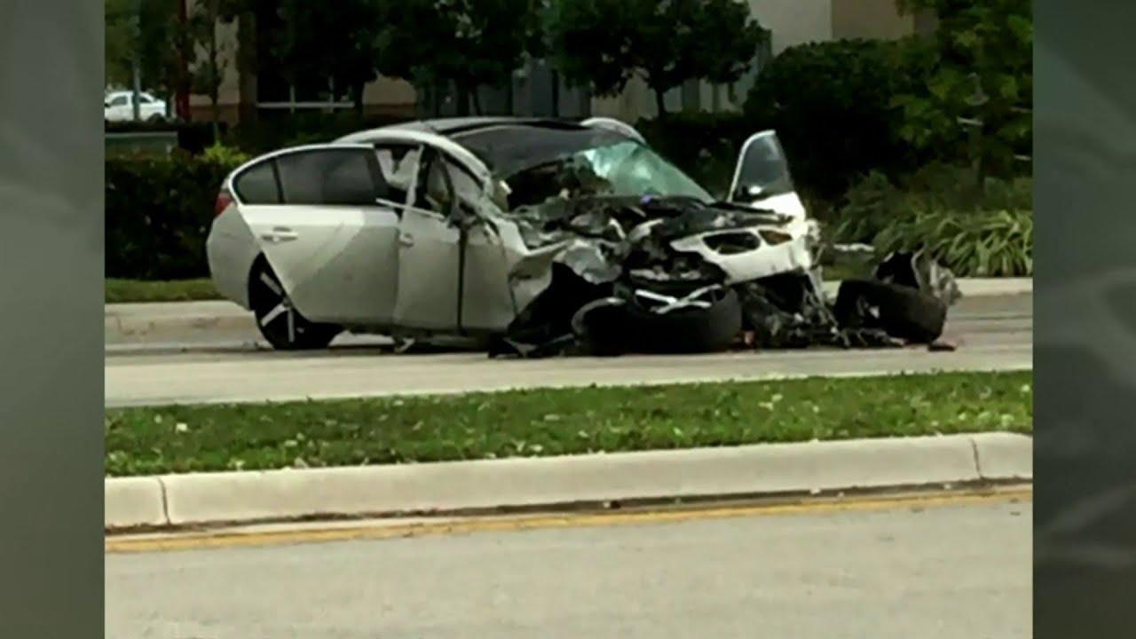 Woman Dies After Crashing Into Broward Pizza Restaurant