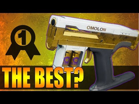 This IS The Best Side Arm IN Destiny 2!?! | Last Hope!