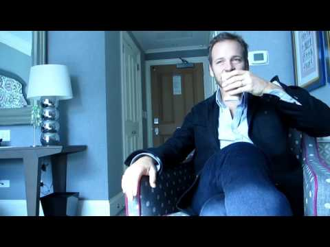 Peter Sarsgaard Talks About Drinking Too Much
