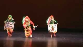 Coreografia inspirada en la Danza de Mat...