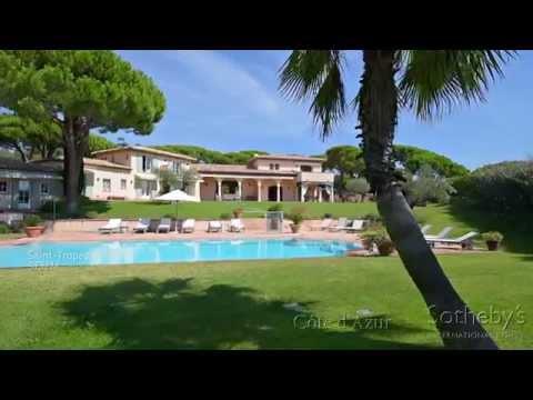 [Trailer] Neo Provencal Style Property in Les Parcs de Saint-Tropez