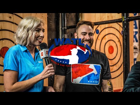 Beat of Sports - Could Axe Throwing Become The Newest Olympic Sport?