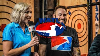 2017 Axe Throwing World Championship