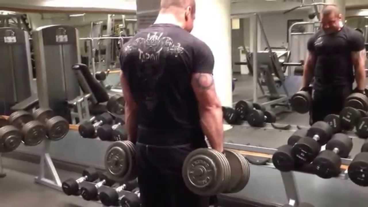 Trening for rygg